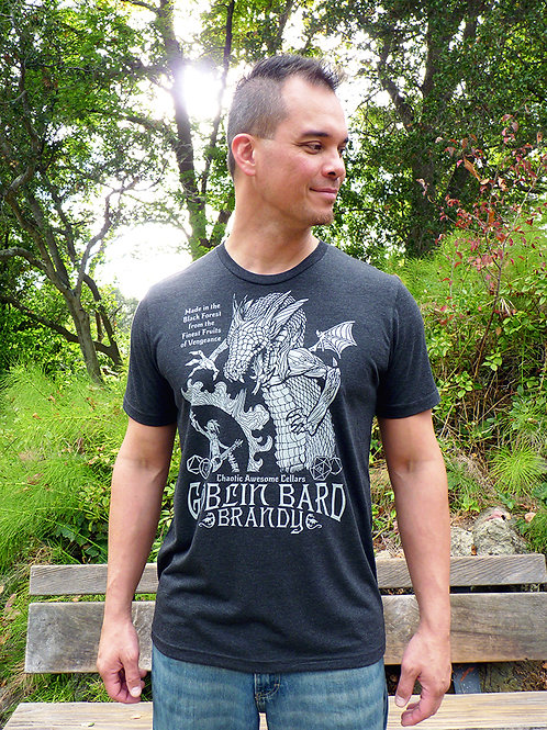 Goblin Bard Brandy T-shirt