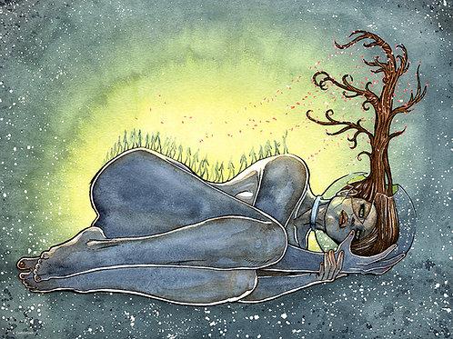 Sojourn Across the Celestial Body