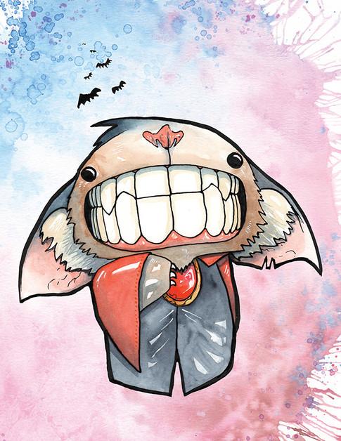 Cody Vrosh Teeth Creatures Count Teethula