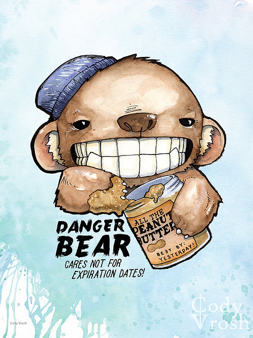 Danger Bear