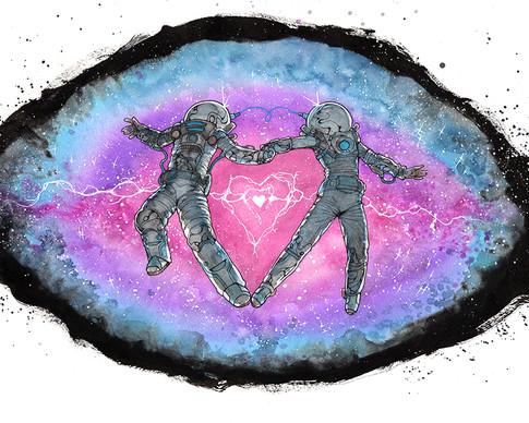 Cody Vrosh Art Love SuperNova