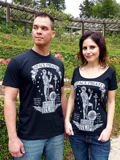 Space Pirate Rum T-shirt Set