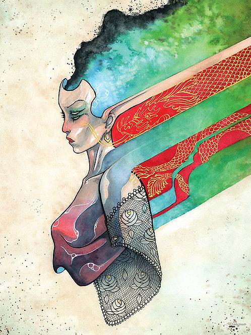 Dragon Lace