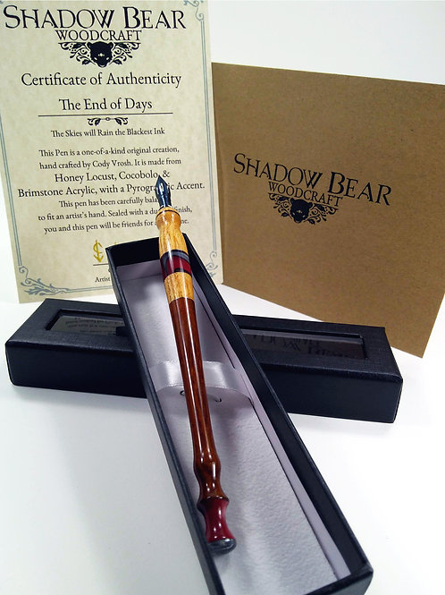 The End of Days Pen