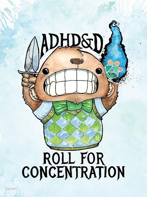 ADHD&D