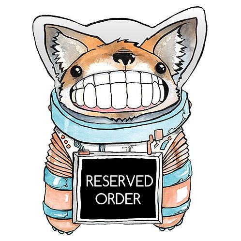 Reserved for Matt