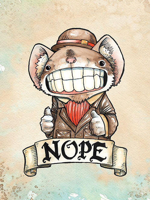 Nope Mouse