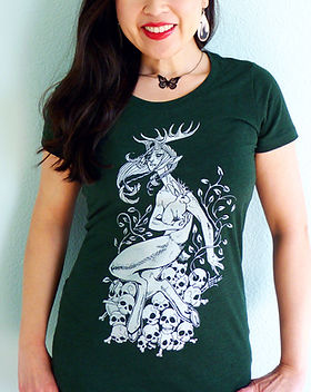Cody Vrosh Apparel Rose Faun Shirt
