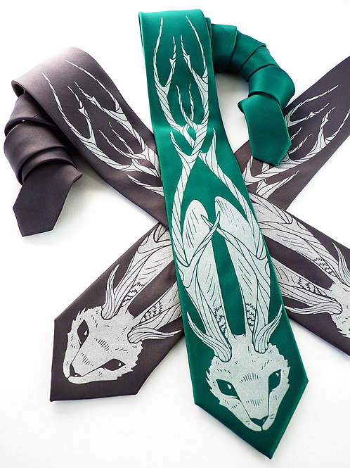 The Legend of the Wood Necktie