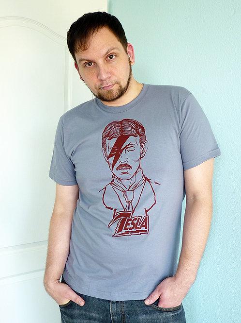 Tesla Stardust T-shirt