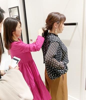 ファッション診断・ワードローブチェック・ショッピング同行サービスの価値!って・・・