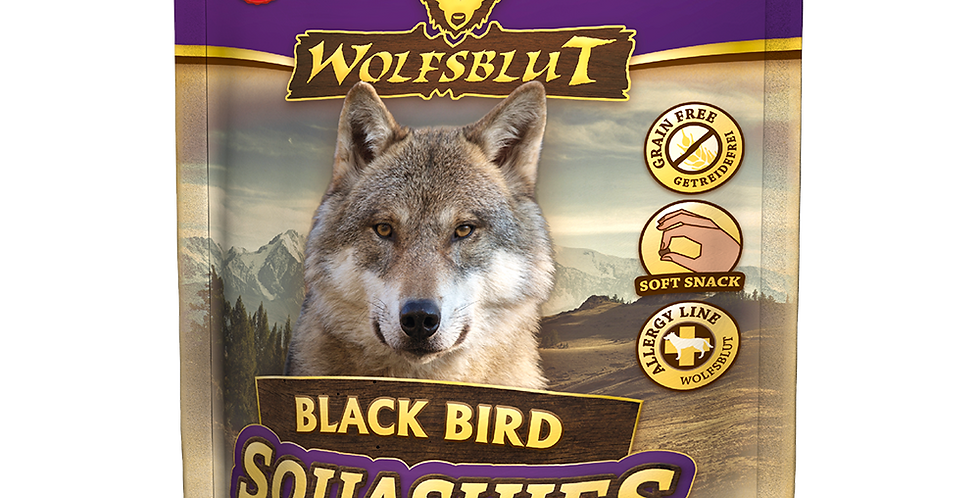 Wolfsblut Squashies Black Bird Adult