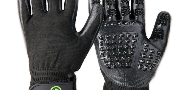 HandsOn Noppenhandschuh (Gloves), schwarz - Größe: S