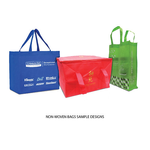 Non-Woven Bags (Customisable)
