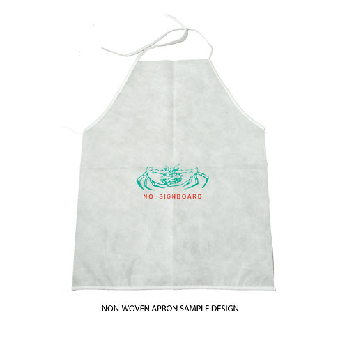 Non-Woven Aprons (Customisable)