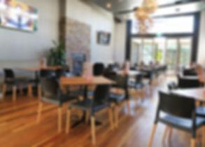 Glass house Restaurant Space