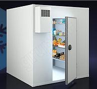 Cámara frigorífica, motor incorporado