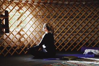 The Yoga Yurt Norfolk