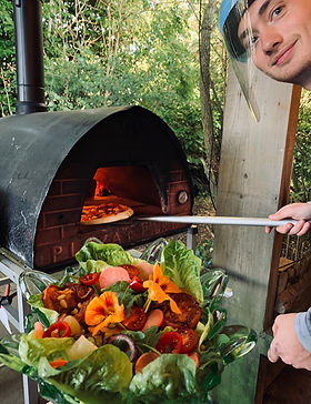 The Fire Pit Pizza