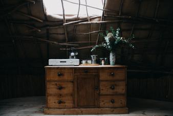 Inside The Wren's Nest by Ali Dover
