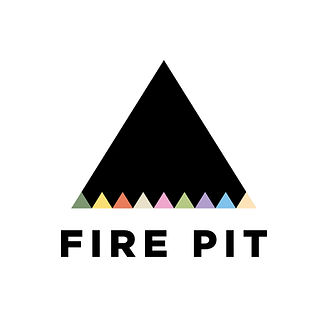 Fire Pit Camp Logo by The Click Norwich