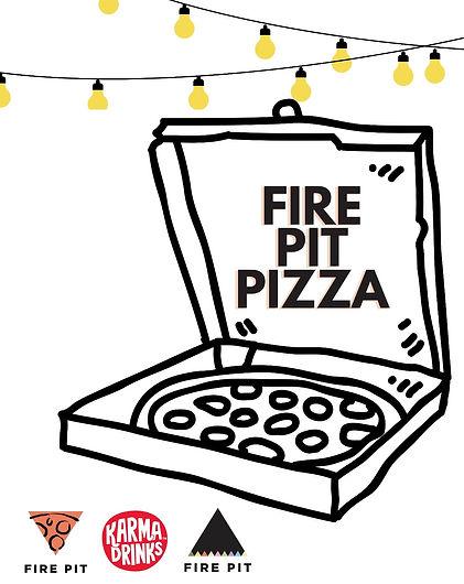 Fire Pit Pizza