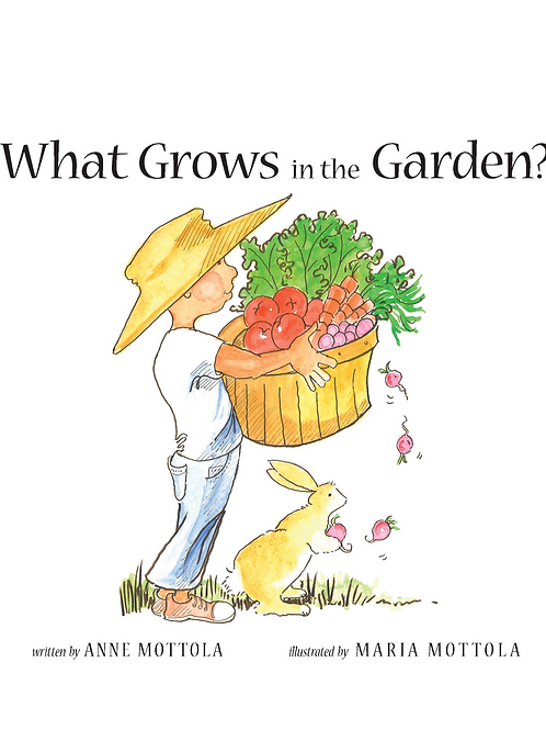 What Grows in the Garden?