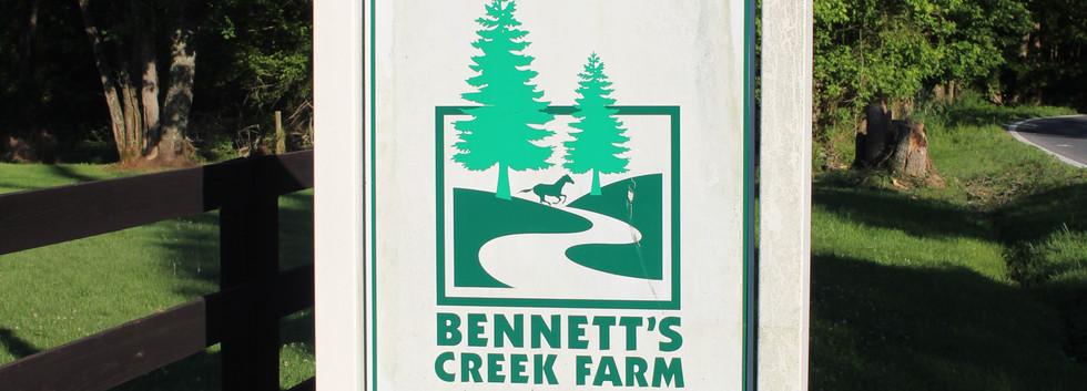Bennett's Creek Farm