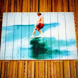 Surf arte no Tio Gu Café 🏄