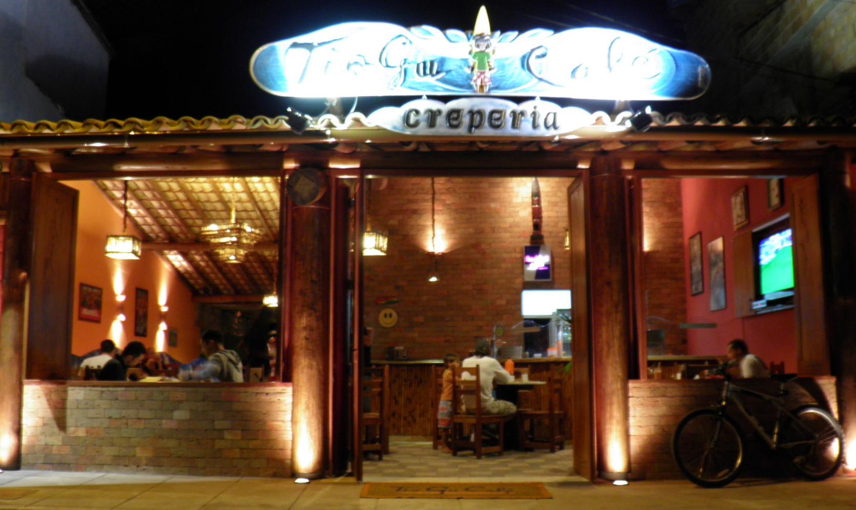 Tio Gu Café Creperia