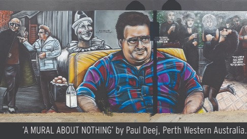 A Mural About Nothing (FULL)