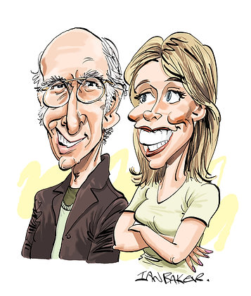 The First Couple of Curb