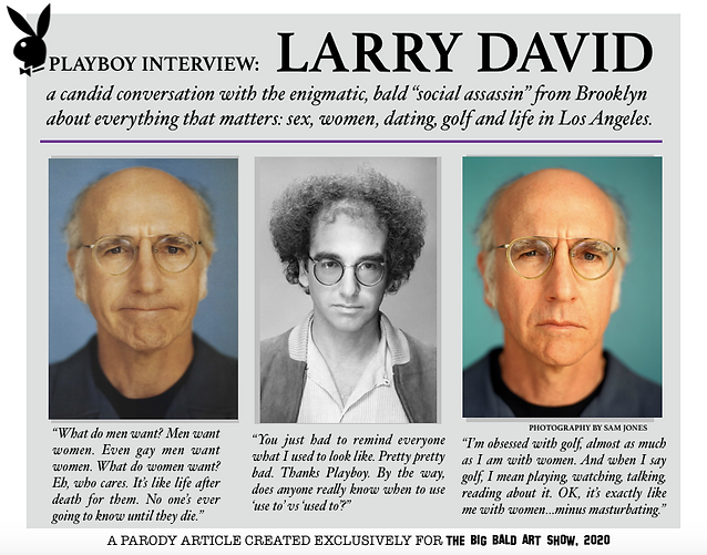 Larry David Playboy Interview