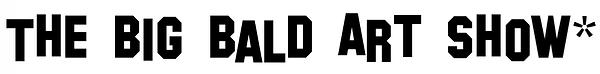 big bald art show font.png