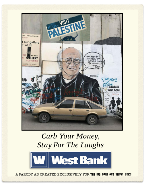 big bald west bank parody.png