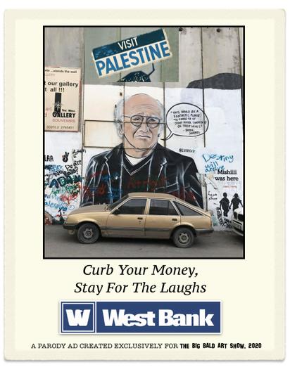 big bald west bank parody.png
