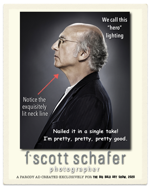 big bald schafer parody ad.png