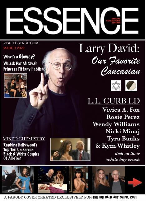 Larry David Black women