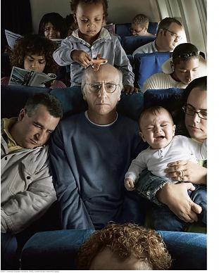 Larry David Amex ad