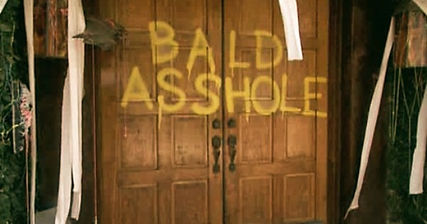 Curb Your Enthusiasm Bald Asshole Larry David