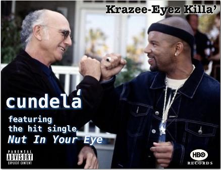 Curb Your Enthusiasm Krazee Eyez Killa Album Chris Vanessa Williams Larry David