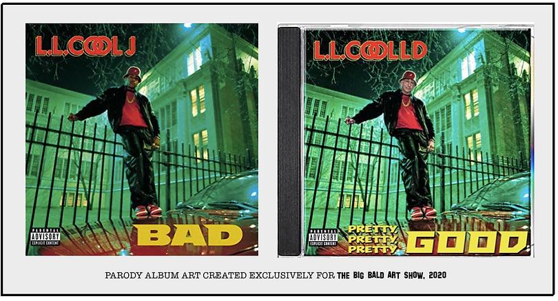 LL Cool J Larry David