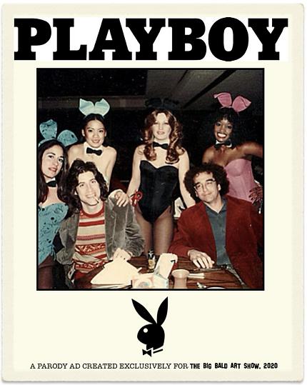 PLAYBOY Larry David