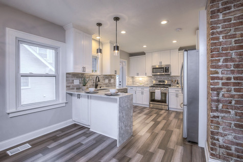 Kitchen of Brookside Home For Sale