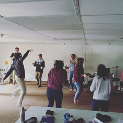 SOTK Worship Dance Party