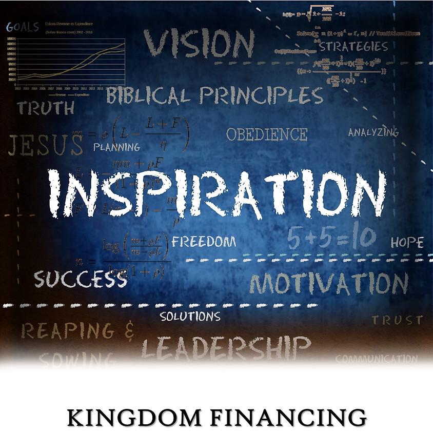 Kingdom Financial - Keys to Unlocking His Kingdom