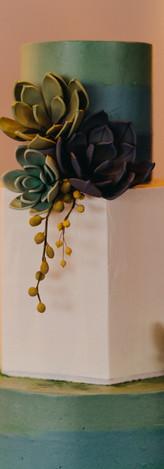 Cake by Honey Crumb Studio