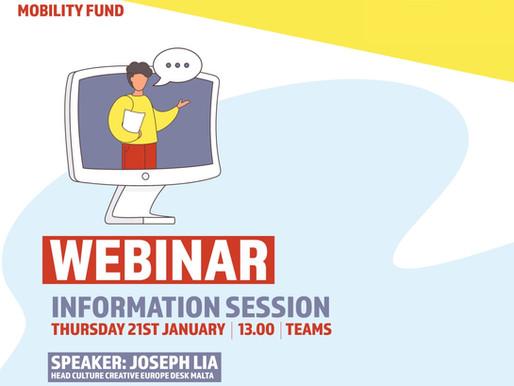 I-Portunus Mobility Fund - Info Session