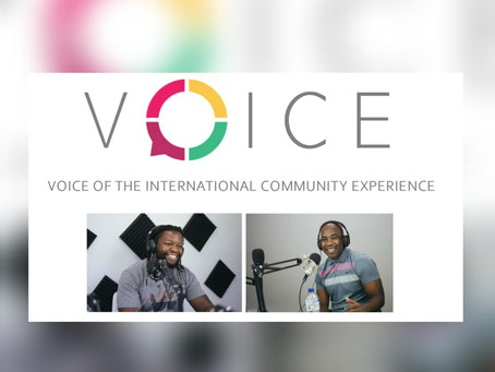VOICE - Voice Of the International Community Experience S1 Ep1