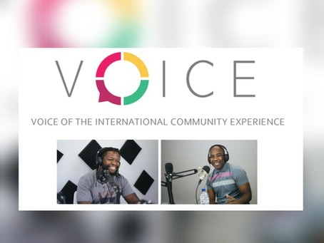 VOICE - Voice Of the International Community Experience S1 Ep8